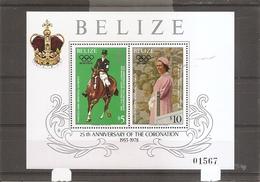 Belize ( BF 6 XXX -MNh) - Belize (1973-...)
