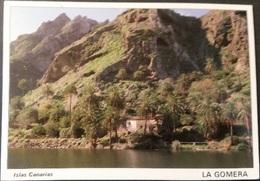 Ak Schweiz - La Gomera - Vallehermoso - Gomera