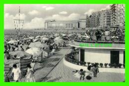 OSTENDE, BELGIQUE - LE LIDO ET LE KURSAAL - L. J. STYNEN - ANIMATED - NELS - ERN. THILL - - Oostende