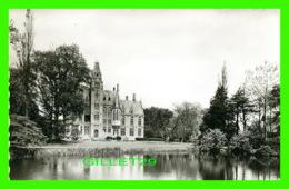 LOPPEM, BELGIQUE - CHÂTEAU HISTORIQUE DE LOPHEM - CIRCULÉE 1959 - G. MOERMAN = - Brugge