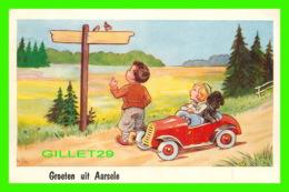 AARSELE, BELGIQUE - GROETEN UIT AARSELE - TRAVEL IN 1968 - IMPORT Nr. - - Tielt
