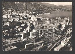 Principauté De Monaco - Vue Générale - En Avion Au-dessus De - 1960 - Multi-vues, Vues Panoramiques
