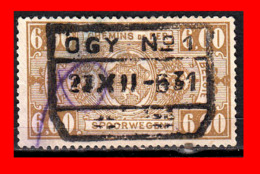 BELGICA SELLO AÑO 1921 - Bélgica