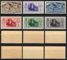 ITALIA REGNO - 1932 - LEONARDO DA VINCI - LE MACCHINE VOLANTI - MNH - 1900-44 Victor Emmanuel III.