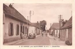 28 - Eure Et Loir / 10068 - Le Gorget - Grande Rue - Autres Communes