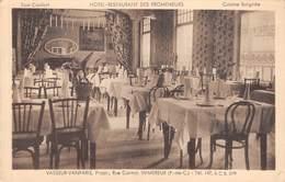 CPA 62 - WIMEREUX. Hôtel Restaurant Des Promeneurs. VASSEUR VANPARIS Propriétaire - Altri Comuni