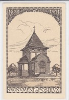 Posieux, Monument-Chapelle - FR Fribourg