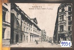 9991 POLOGNE  CPA KATTOWITZ POSTAMT 1920 - Polonia