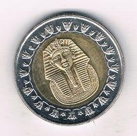 1 POUND  2010  EGYPTE  /1109/ - Egypte