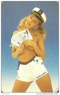 GAMBLING * LOTTERY * FOOTBALL POOL * WOMAN * GIRL * EROTIC * SEXY * SAILER * CALENDAR * Sportfogadas 1989 * Hungary - Calendriers