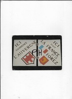Ici Commence L'Auvergne..., Ref 1101-214/15 - France