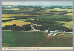 CA.- VICTORIA, Les Nouvelles Prairies - Holland, Manitoba - The New Prairies. Abbaye Notre Dame Des Prairies. - Manitoba