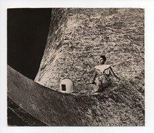 Photographie Originale: Conquete Spaciale, Des Pas Vers La Lune (19-223) - Célébrités