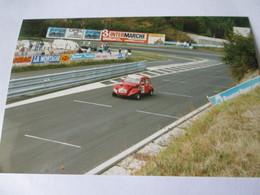 PHOTO   CITROEN  2  CH  PROTO   15x10   CIRCUIT  CHARADE  1989 - Automobili