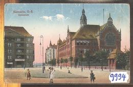 9994 POLOGNE  CPA  KATTOWITZ GYMNASIUM1920 - Polonia