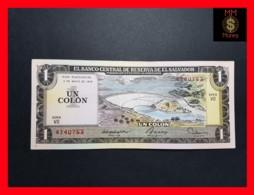 EL SALVADOR 1 Colon 3.5.1979 P. 125 B   AU \ UNC - El Salvador
