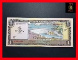 EL SALVADOR 1 Colon 3.6.1982 P. 133 A   XF - El Salvador