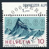 445 / 842 Mit Ersttag-Vollstempel & Gummi Kat. SBK SFr. 22.-- - Suisse