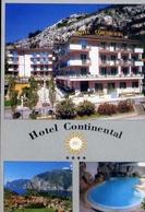 Nago - Trento - Hotel Continental - Formato Grande Viaggiata Mancante Di Affrancatura – E 10 - Trento