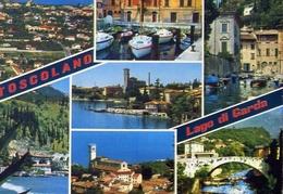 Toscolana - Lago Di Garda - 314-055 - Formato Grande Viaggiata – E 10 - Trento