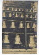 CPA Carte Photo Rouen Cloches Carillon Cathédrale Photographie 48 Rue De La Grosse Horloge - Rouen