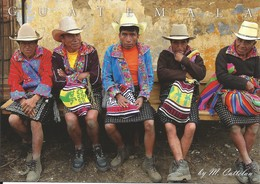 GUATEMALA - Traje De NAHUALA - Costumes Traditionnels - Guatemala