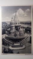 Hungary, Magyarország  - Budapest Halaszbastya - 1936  [TM/Lpt100e] - Ungheria
