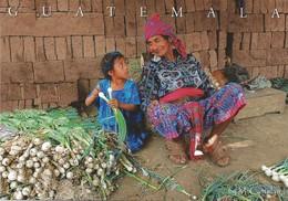 GUATEMALA - SANTA CATARINA PALOPO - Mercado - Guatemala