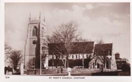 CHATHAM - ST MARYS CHURCH - England
