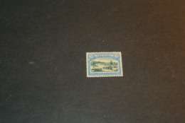 K18838 - Stamp Mint Hinged Jamaica 1921 - SC. 80 - 3P Blue -  Columbus - Jamaica (...-1961)