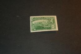 K18841 - Stamp Mint Hinged Jamaica 1919 - SC. 77 - 1 1/2 Green - WWI - Jamaïque (...-1961)