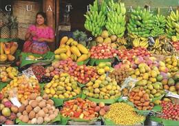 GUATEMALA - Mercado - Fruta Tropical - Guatemala
