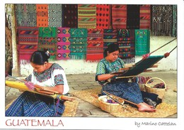 GUATEMALA - Tejedoras De San Antonio Aguas Calientas - Guatemala