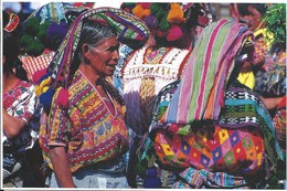 GUATEMALA - Mujer - Mercado - Guatemala