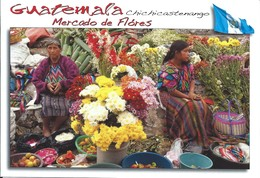 GUATEMALA - CHICHICASTENANGO - Mercado De Flores - Guatemala