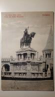 Hungary, Magyarország - Budapest - Szent István Király Szobra - 1914? [TM/Lpt100e] - Ungheria