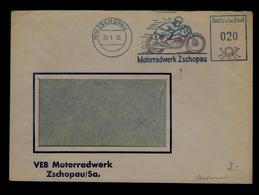 Motorbikes 1955 MOTOS Racing ZSCHOPAU Sports Sp1726 - Moto