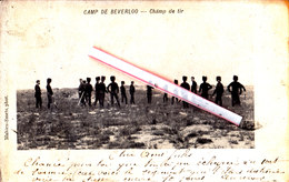 Camp De BEVERLOO - Champ De Tir - Leopoldsburg (Kamp Van Beverloo)
