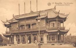BRUXELLES - Parc De LAEKEN - Le Restaurant Chinois - Laeken