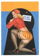 Pin Up De Peter Driben : For The May 1951 Issue Of Whisper 1951 (2 Scans) - Pin-Ups