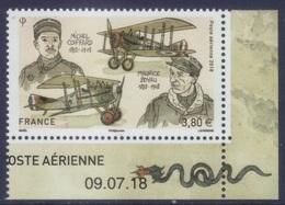 PA 82a Michel Coiffard Et Maurice Boyau (2018) Neuf** - 1960-.... Neufs