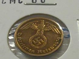 ALLEMAGNE   Troisième  Reich   1 Reichspfennig  1939 A - 1 Reichspfennig