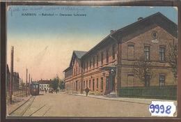 9998 FRD89  KARWIN BAHNHOF - Polonia