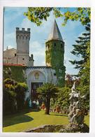 RAVELLO, Ingresso Villa Cimbrone E Castello, Unused Postcard [22833] - Salerno