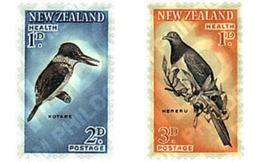 Ref. 48592 * MNH * - NEW ZEALAND. 1960. SURCHARGE IN AID OF HEALTH AND INFANCY . SOBRETASA POR LA SANIDAD Y LA INFANCIA - Neuseeland