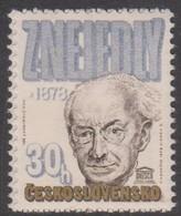 Czechoslovakia Scott 2175 1979 Zdenek Nejedly, Used - Used Stamps