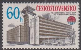 Czechoslovakia Scott 2178 1978 14th Congress COMECON, Mint Never Hinged - Czechoslovakia