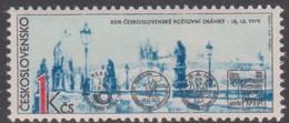 Czechoslovakia Scott 2272 1979 Stamp Day, Mint Never Hinged - Czechoslovakia