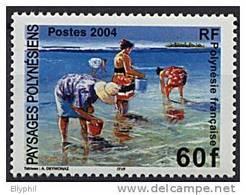 Polynésie, N° 735** Y Et T - Polynésie Française