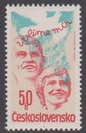 Czechoslovakia Scott 2363 1981 National Assembly Election, Mint Never Hinged - Czechoslovakia